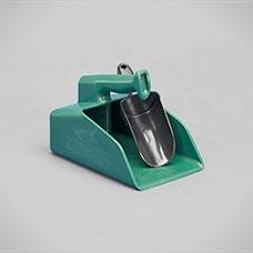 Sandbehållare | Sandskopa 3L med spade