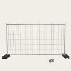 Byggstängsel | 280 m Byggstängsel Standard komplett kit
