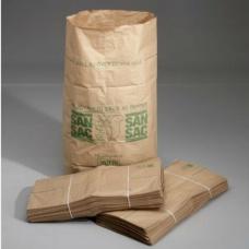 Sopsäckar | Sopsäckar av våtstarkt kraftpapper enbladig 160L 1500 st