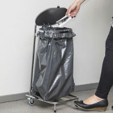 Sopsäckar | Sopsäckar av polyeten 60L