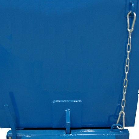 Tippcontainer | Säkerhetskedja till tippcontainer