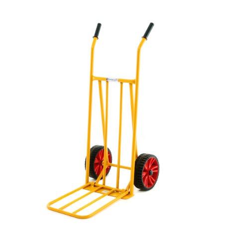 Magasinkärra | Magasinkärra P3 med punkteringsfria hjul