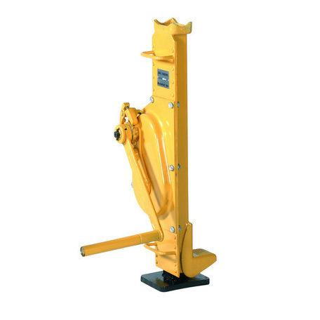 Kuggstångsdomkraft | Kuggstångsdomkraft, 10000 kg