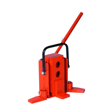 Hydraulisk domkraft | Hydraulisk tådomkraft, 3 ton