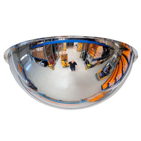 Bevakningsspegel | Bevakningsspegel 360 grader 50 - 125 cm