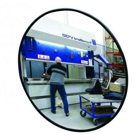 Inspektionsspegel | Kontrollspegel INOX 60-80 cm