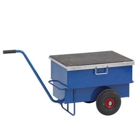 Verktygsvagn | Verktygsvagn 160L med punkteringsfria hjul