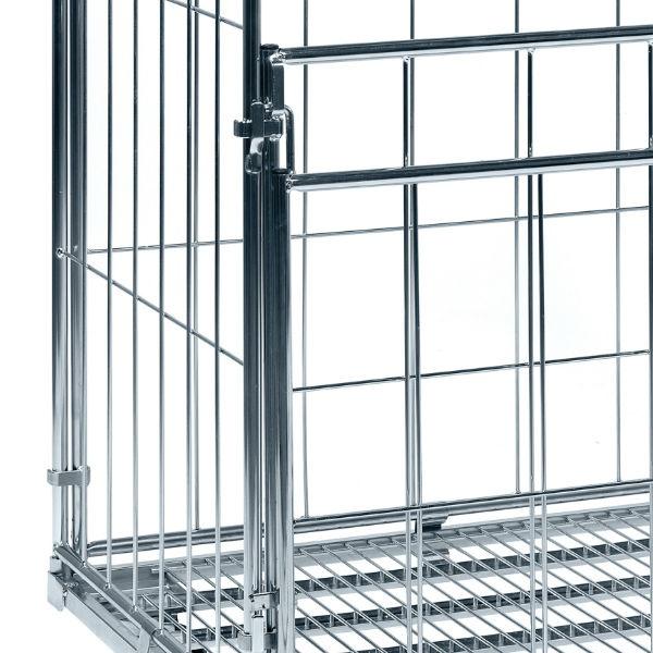 Rullcontainer | Rullcontainer inkl. 4 väggar