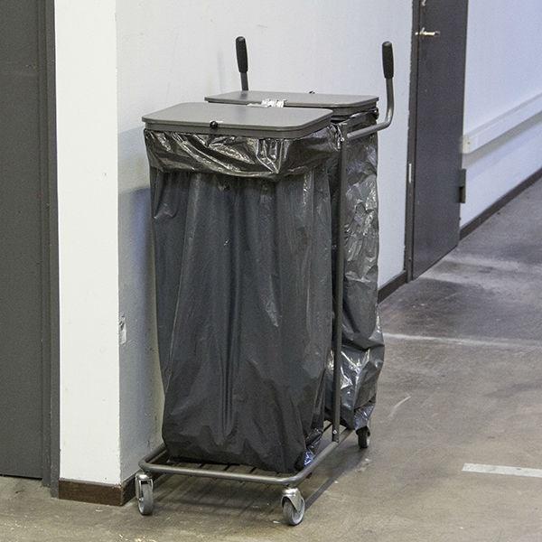 Sopsäckar | Sopsäckar av polyeten 125L 4800st