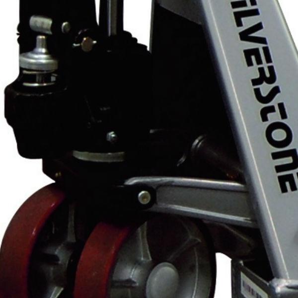 Gaffelvagn | Gaffelvagn med singelhjul i Polyuretan 2500kg