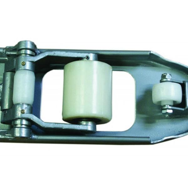 Gaffelvagn | Gaffelvagn med quick-lift och singelhjul i nylon2300kg