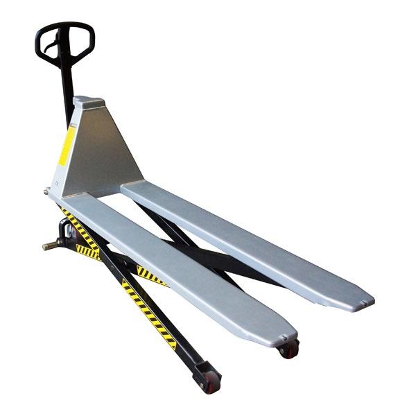 Saxlyft | Höglyftande teleskopisk saxlift