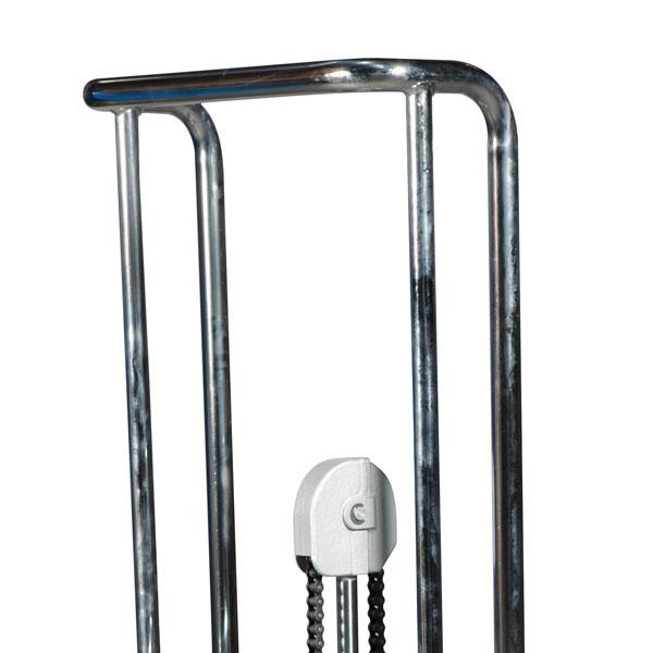 Elektriska staplare | Elektrisk staplare, 400 kg