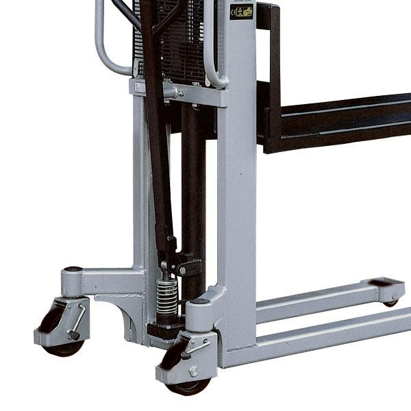 Manuell staplare | Manuell Staplare Quick-Lift, 1000 kg, 1100 mm