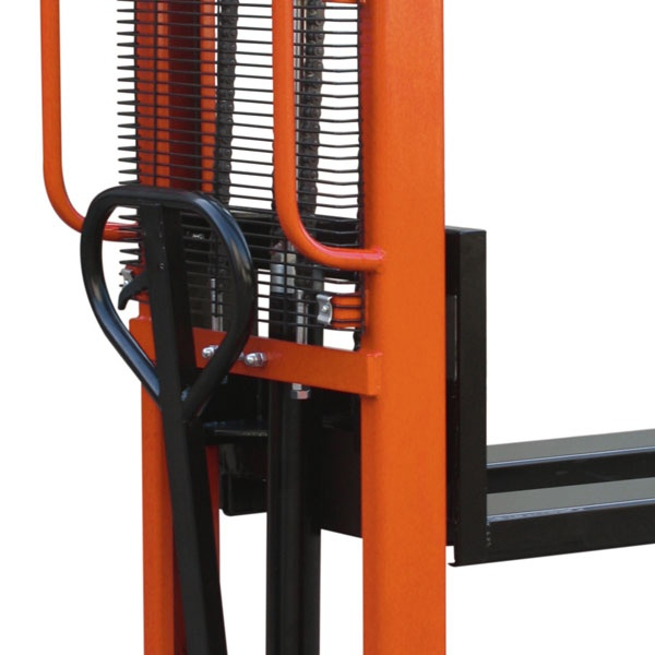Manuell staplare | Manuell Staplare Röd, 1000 kg, 1500 mm
