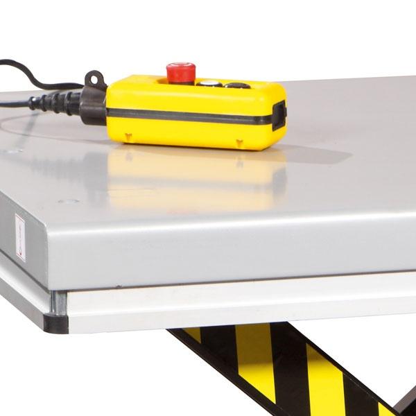 Elektriskt lyftbord | Stationärt Elektriskt Lyftbord, 1000 kg, 820 x 1300 mm