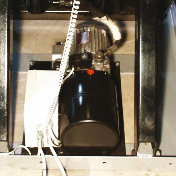 Elektriskt lyftbord | Stationärt Elektriskt Lyftbord, 2000 kg, 850 x 1300 mm