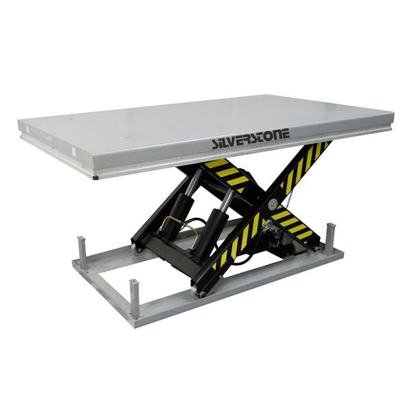 Elektriskt lyftbord | Stationärt Elektriskt Lyftbord, 2000 kg, 850 x 2000 mm