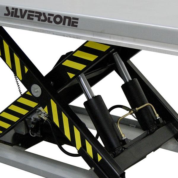 Elektriskt lyftbord | Stationärt Elektriskt Lyftbord, 4000 kg, 2000 x 1200 mm