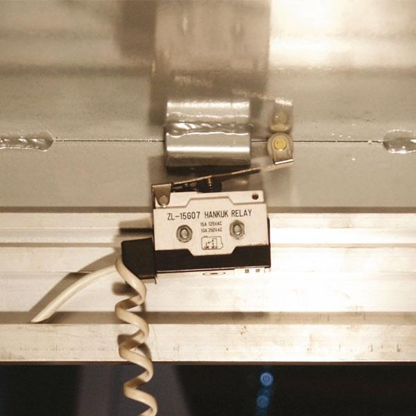 Elektriskt lyftbord | Stationärt Elektriskt Lyftbord, 500 kg, 800 x 2000 mm