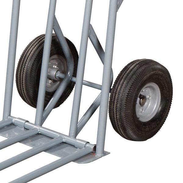 Säckkärra | Säckkärra med fällbar gavel, 250 kg