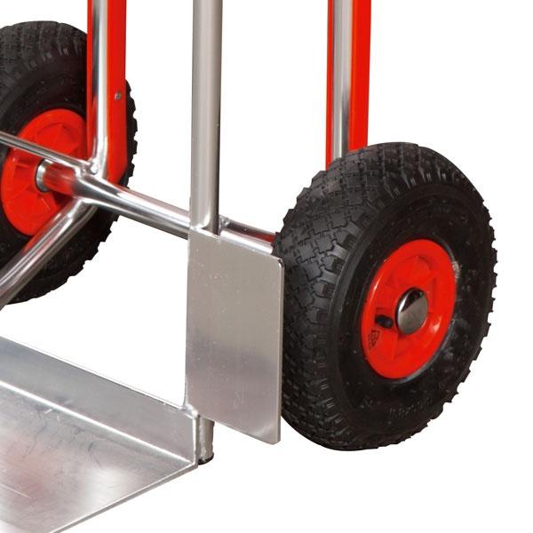 Kärror | Stapelkärra med glidmedel, 180 kg