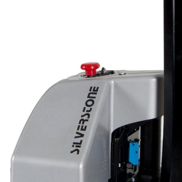 Motorlyftvagn | Fullelektrisk Motorlyftvagn, 1500 kg, 1500 mm