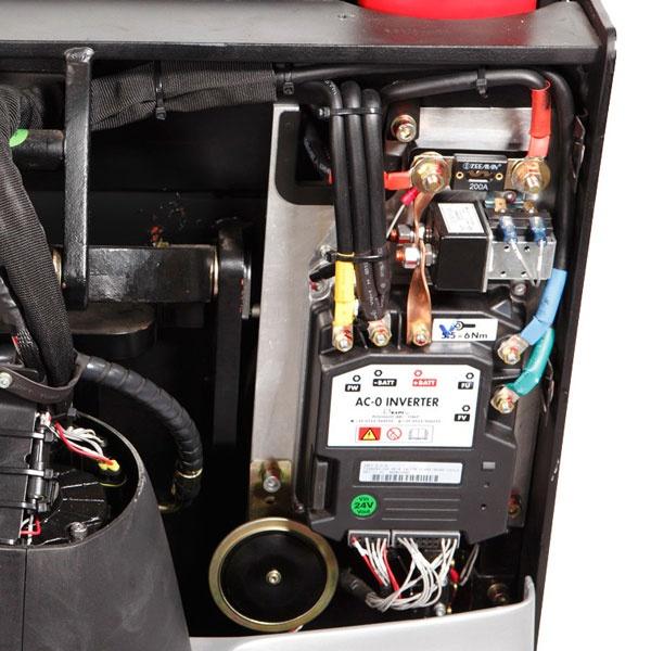 Motorlyftvagn | Fullelektrisk Motorlyftvagn, 2000 kg