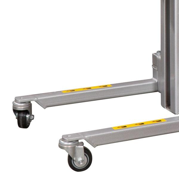 Lättlyft | Manuell Lättlyftare med Plattform, 100 kg