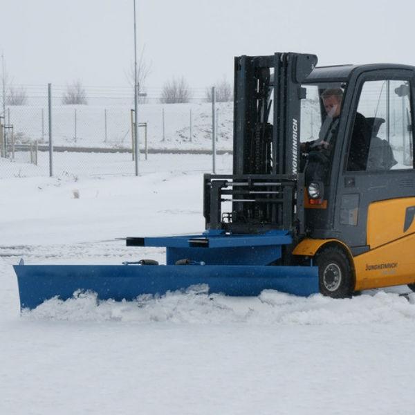 Snöplog | Ställbar snöplog till truck 1500mm