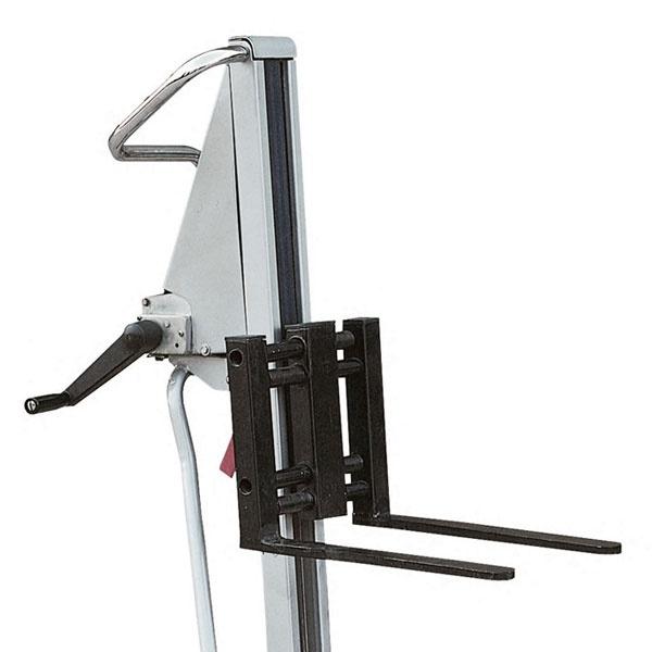 Lättlyft | Manuell Lättlyftare med Gafflar, 120 kg
