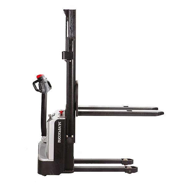 Gåstaplare | Fullelektrisk Gåstaplare, 1000 kg, 3300 mm