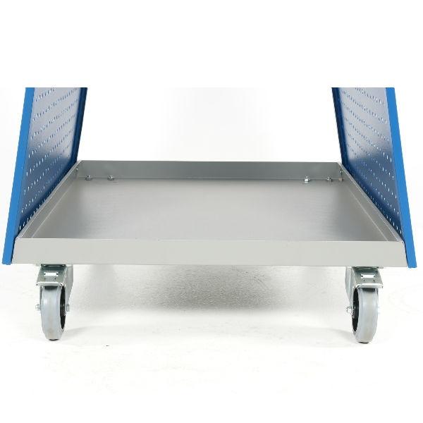 Verktygsvagn | Perforerad verktygsvagn 1000x1500