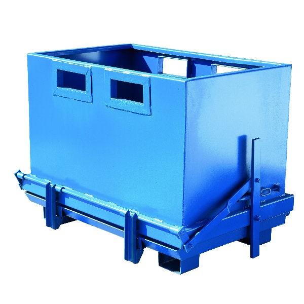 Containrar | Bottentömmande container 1800 L
