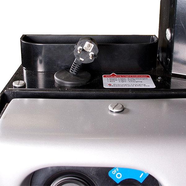 Gåstaplare | Fullelektrisk Gåstaplare med Initiallyft, 800-2000 kg, 1600 mm