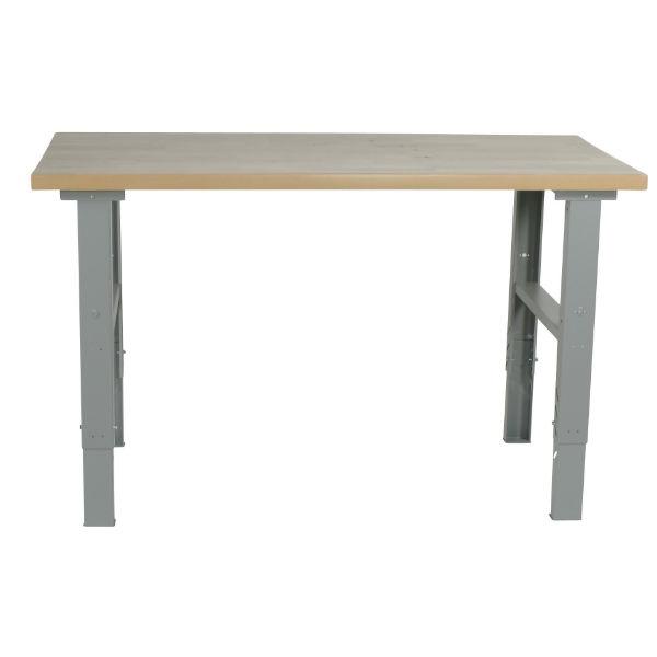 Arbetsbord | Justerbart arbetsbord med boardskiva 1600-2000mm - kapacitet 500 kg