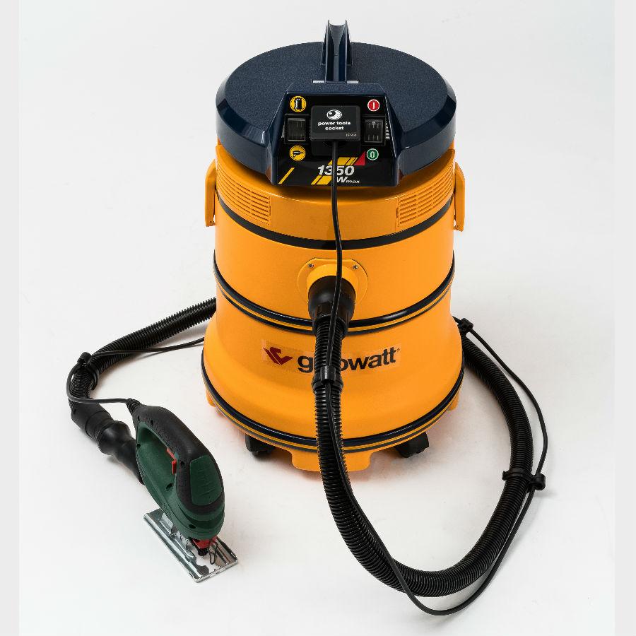 Industridammsugare | Industridammsugare PC35 Tool