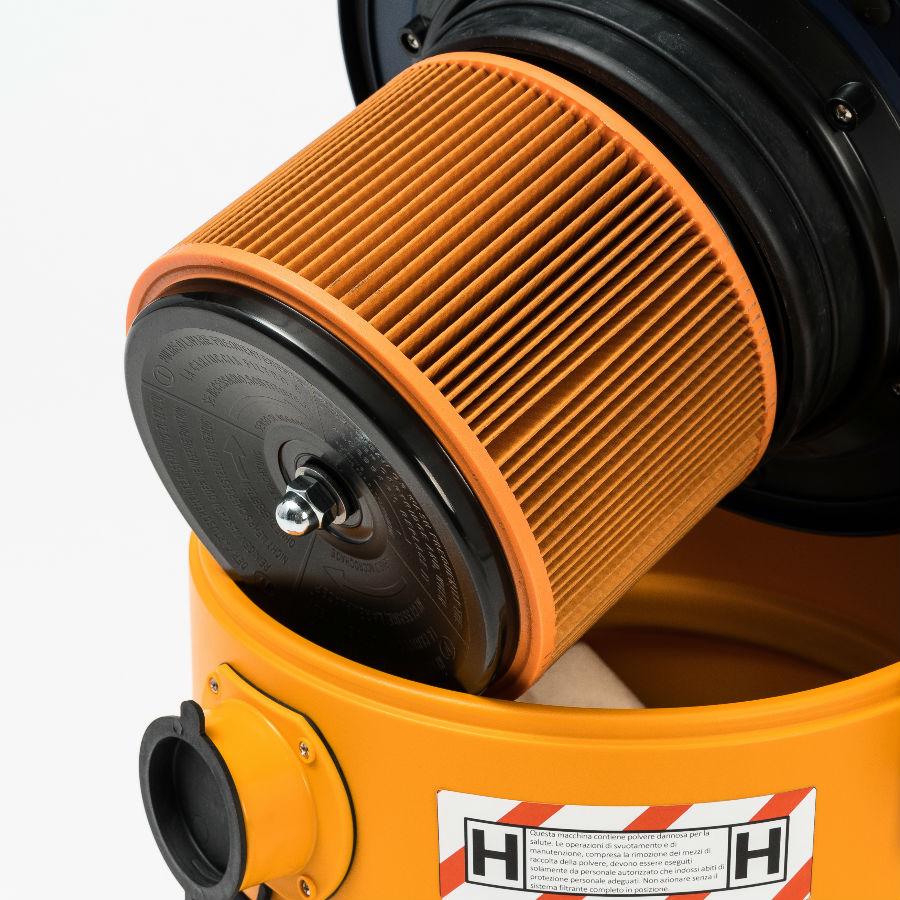 Industridammsugare | Industridammsugare PC35 Tools Autoclean H-klass