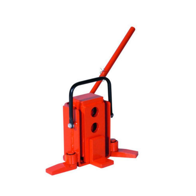 Hydraulisk domkraft | Hydraulisk tådomkraft, 8 ton