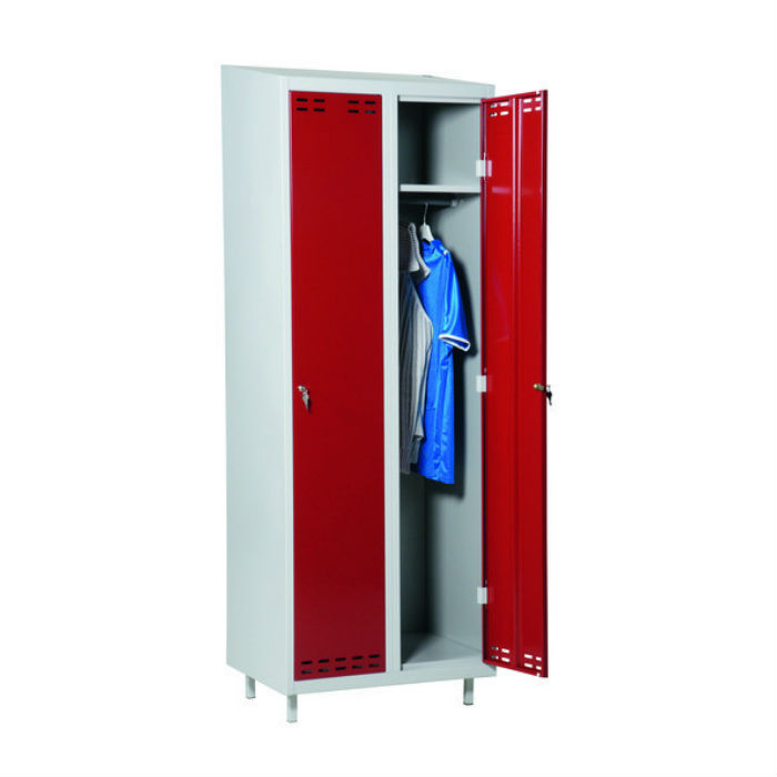 Klädskåp | Klädskåp två dörrar
