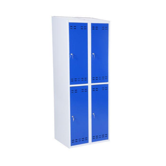 Klädskåp | Klädskåp fyra dörrar