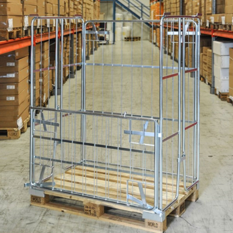 Pallcontainer   Pallcontainer 1800 mm