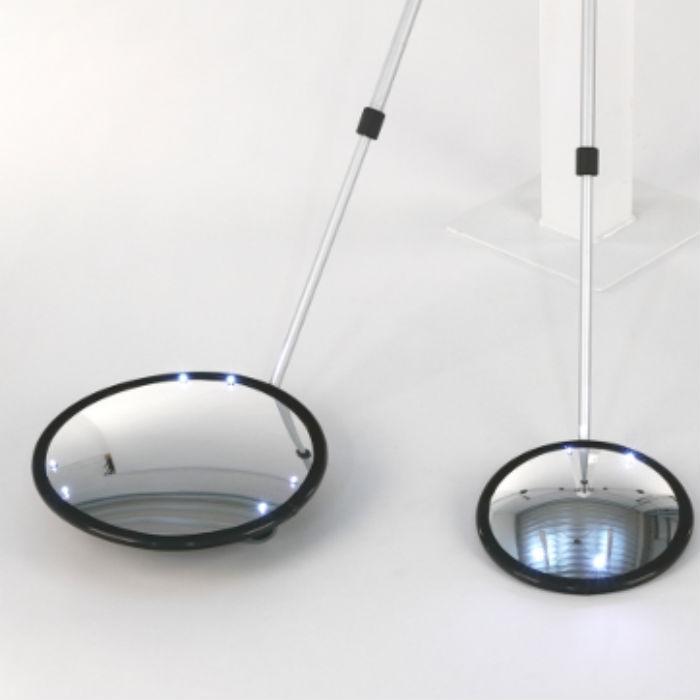 Inspektionsspegel | Inspektionsspegel oval, diameter 25-35 cm