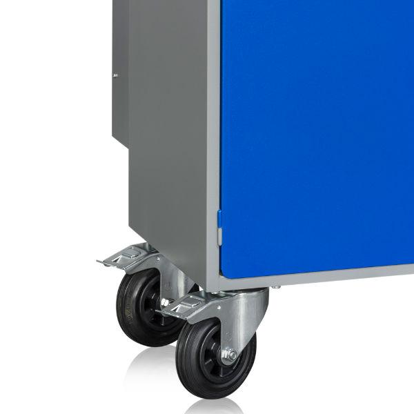 Arbetsbänk | Mobil Arbetsbänk HD 200 5 Lådor 1 Dörr