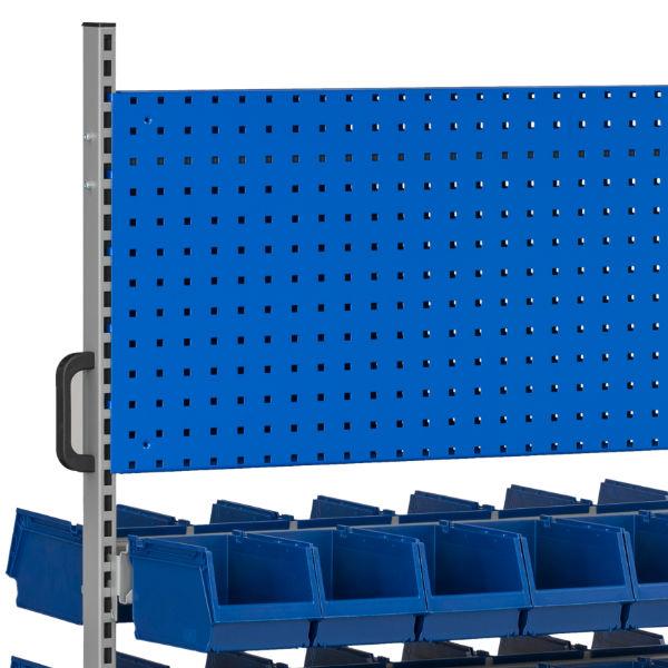 Montörsvagn | Komplett Montörvagn HD 150 1 inkl 36 Plastbackar
