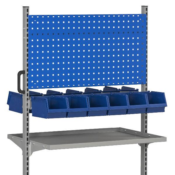 Montörsvagn | Komplett Montörvagn HD 150 3 inkl 12 Plastbackar
